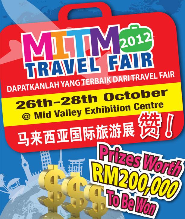 MITM Travel Fair 2012 Kuala Lumpur